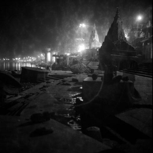 # INDIA 02 # Night in Varanasi